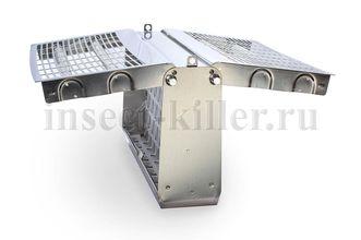 Ловушка для насекомых WELL WE-813-SB60S (s 180 м2) с 2 клеевыми листами, нерж. сталь