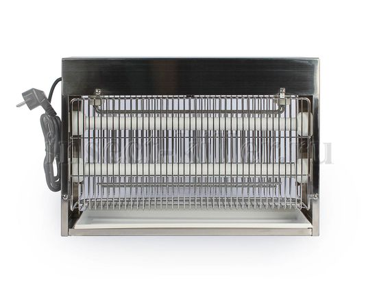Ловушка для насекомых WELL WE-150-2S (s 90 м2) нерж. сталь