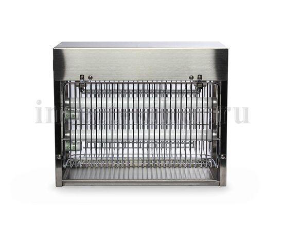 Ловушка для насекомых WELL WE-100-2S (s 60 м2) нерж. сталь