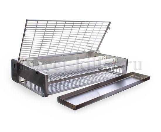 Ловушка для насекомых WELL WE-200-220S (s 120 м2) нерж. сталь