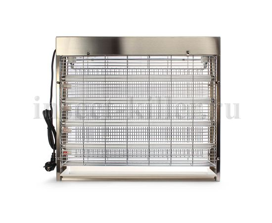 Ловушка для насекомых WELL WE-200-4S (s 240 м2), нерж. сталь